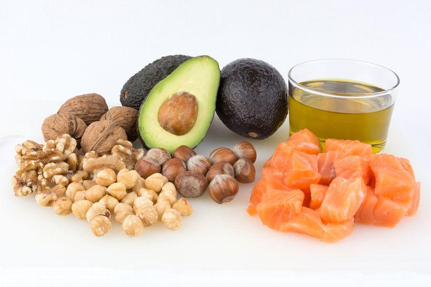 Healthy Fat Intake